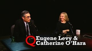 Eugene Levy and Catherine O'Hara are up
