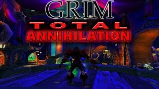 Grim - Total Annihilation - 60 Undead Rogue PVP 2006 Full Movie HD REUPLOAD