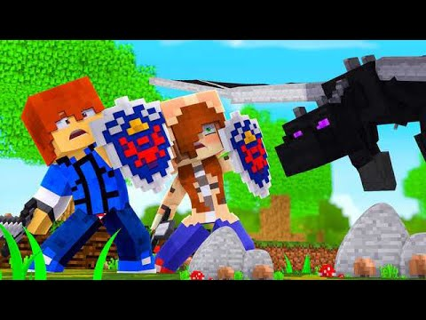Minecraft Dragons Season 2 Trailer (Minecraft Roleplay)