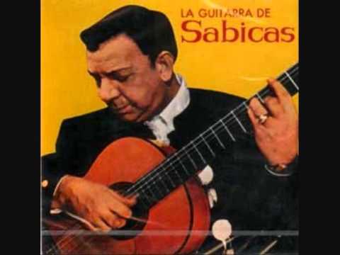 La Zarzamora ( Bulerías ) By Sabicas.wmv