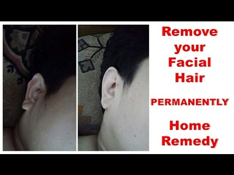 How To Remove Hair Permanently Naturally At Home In Tamil
