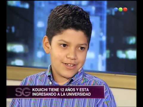 Niño prodigio, el doctorado y 5 idiomas - Susana Giménez