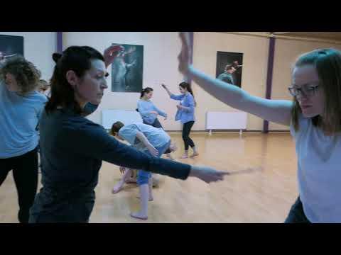 Kurs Teatru Tańca Z Alicją Miszczor