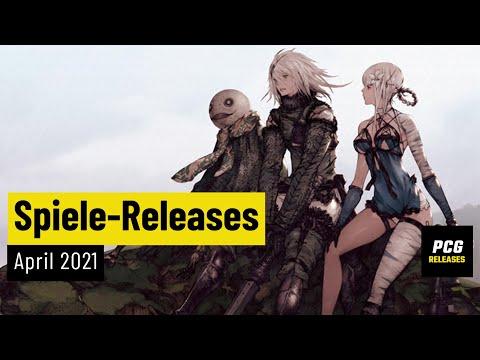 Spiele-Releases im April 2021   Für PC und Konsolen
