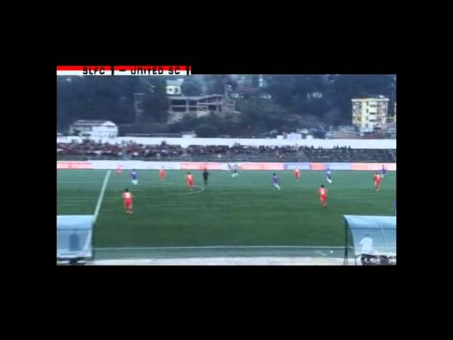 Shillong Lajong FC vs United SC Highlights