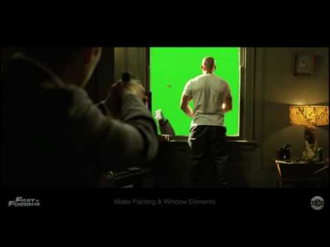 Fast & Furious 4 | Visual Effects