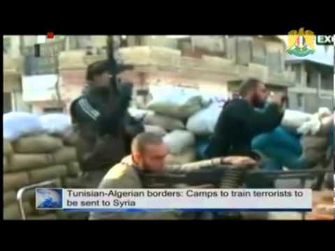 Syria News 27.12.2012, Brahimi arming terrorists by some countries is