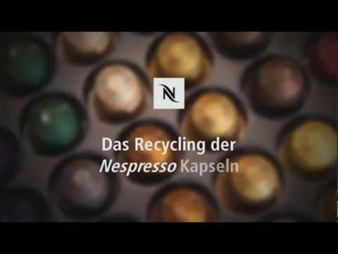 Nespresso Kapsel Recycling