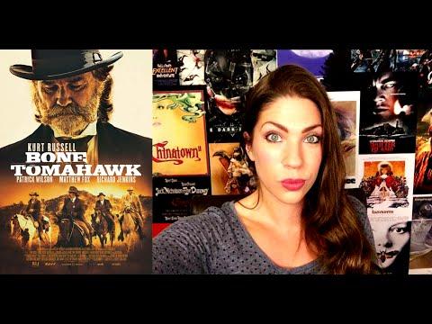 BONE TOMAHAWK - MOVIE REVIEW streaming vf