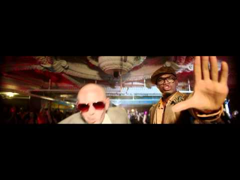 Pitbull - Give Me Everything ft. Ne-Yo, Afrojack, Nayer (MaxiGroove Remix) [HD VIDEO]