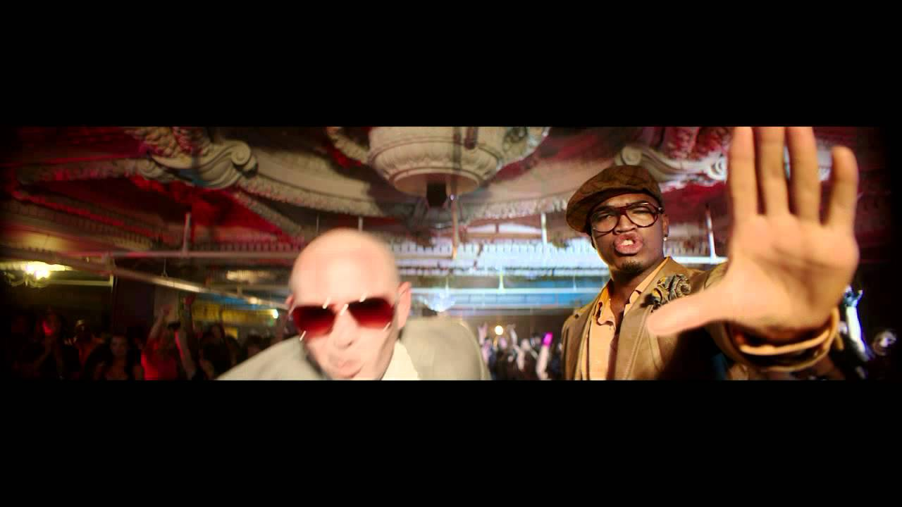 Pitbul- Give Me Everything (Feat. Ne-Yo Afrojack & Nayer) Lyrics HD