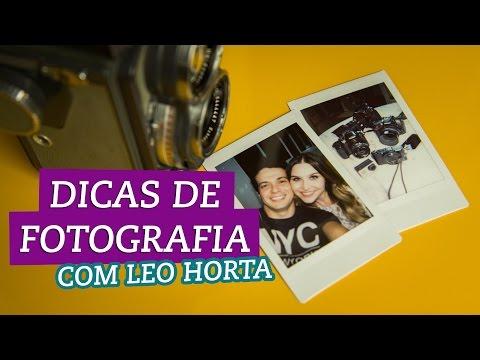 Dicas de fotografia - com Leo Horta!