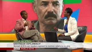 BBC News: Somalia and Eritrea