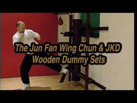 The Jun Fan Wing Chun & JKD Wooden Dummy Sets Volume 6 Image 1