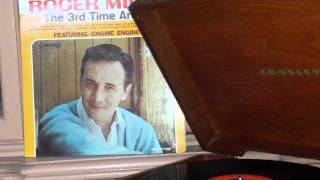 Watch Roger Miller Big Harlan Taylor video