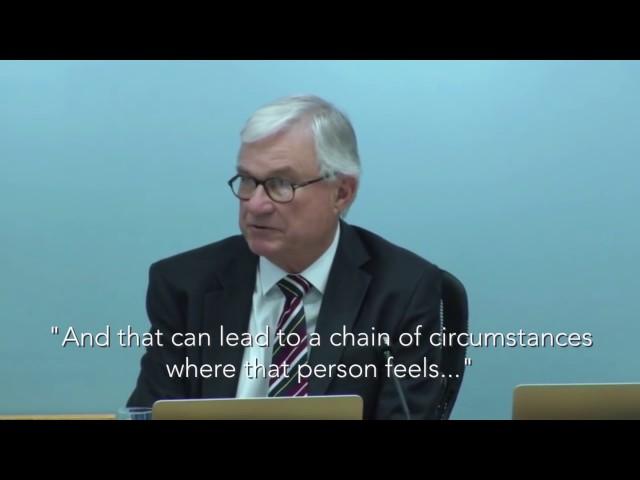 OSTRACYZM - Australijska Komisja Królewska pyta o OKRUTNĄ PRAKTYKĘ Świadków Jehowy - NAPISY PL