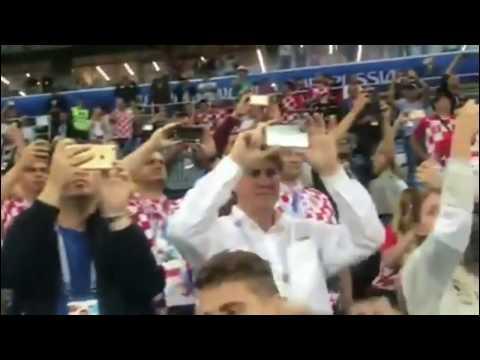 Live match world cup 2018 Russia... Argentina Vs Croatia