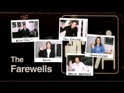 The Office Farewells: The Cast, Part 1