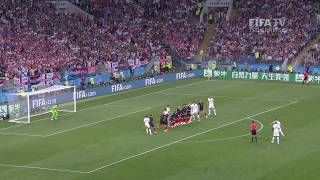 Set Play Analysis – FK Direct Goals Clip 3 - FIFA World Cup™ Russia 2018