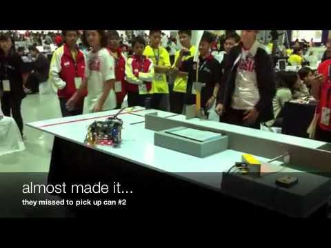 World Robotics Olympiad 2010 Manila Philippines