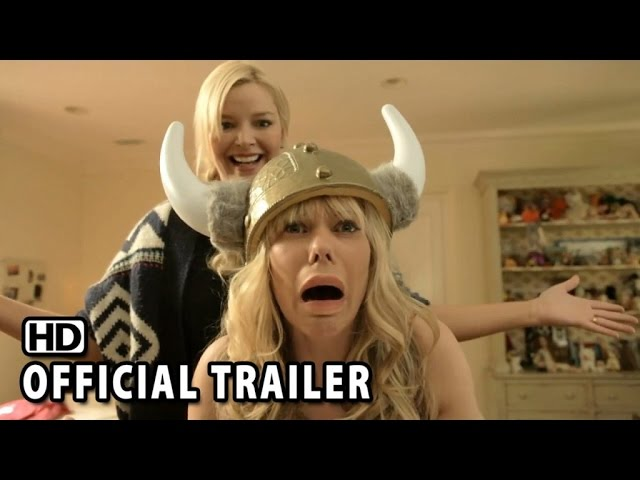 Muffin Top: A Love Story Official Trailer #2 (2014) HD