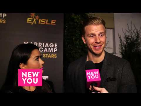 Marriage Bootcamp stars Sean Lowe & Catherine Giudici from The Bachelor