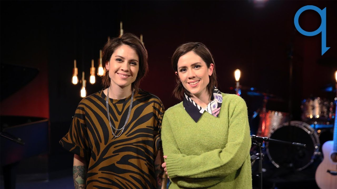 "Tegan and Sara - ""Please Help Me""など2曲のスタジオライブ映像を公開 新譜「Hey, I'm Just Like You」2019年9月27日発売予定 thm Music info Clip"