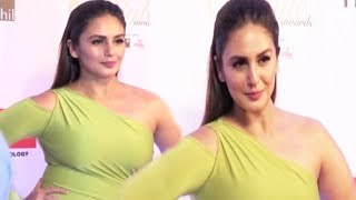 Huma Qureshi At Filmfare Glamour & Style Awards 2017 - Red Carpet
