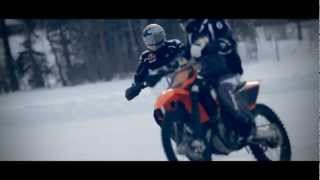 ICERACING With Ajo Motorsport - Arthur Sissis VS Aki and Niklas Ajo