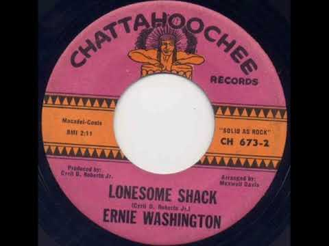 Thumbnail of video Ernie Washington Lonesome Shack