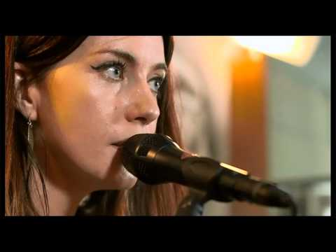 Blood Red Shoes (NEW) - &#039;In Time To Voices&#039; | Flavorpill Sessions + Chat