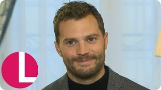 Download Lagu Jamie Dornan's Wife Still Hasn't Seen Any of the 'Fifty Shades' Films!   Lorraine Gratis STAFABAND
