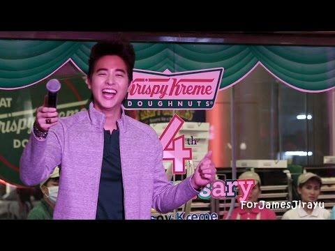 101014 โสดเช็คอิน@KrispyKreme Siam Paragon