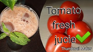 How to make tomato fresh juice // variety and special drink // thani nadan cooking