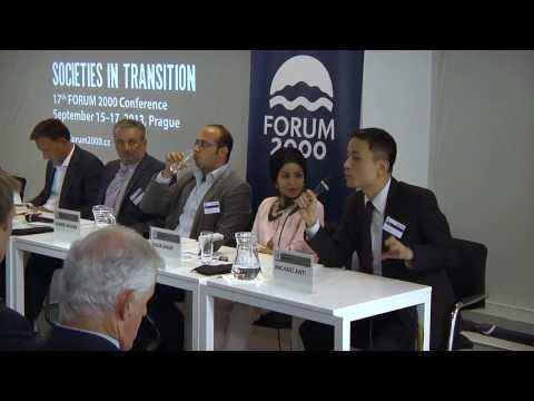 Tahrir, Taksim, Sao Paulo: A New Generation of Politics? | 2013 Forum 2000