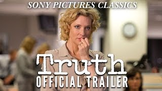 Truth   Official Trailer HD (2015)