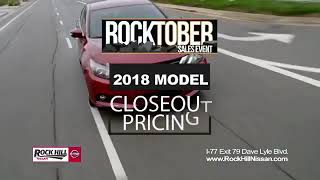 Rock Hill Nissan Commercial