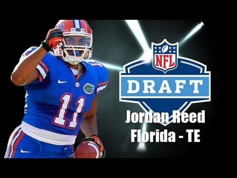 Jordan Reed - 2013 NFL Draft Profile