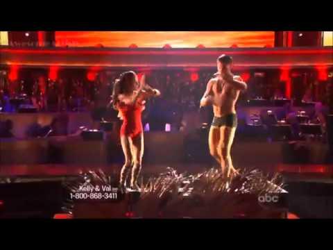 Kelly Monaco & Val - Surfer Flaminco - DWTS (Allstars Semi