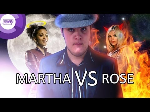 Why I love Martha Jones - with Will 'Trilbee' Carlisle