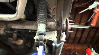2006 Grand Marquis Axle Shaft Seal Replacement Part 2