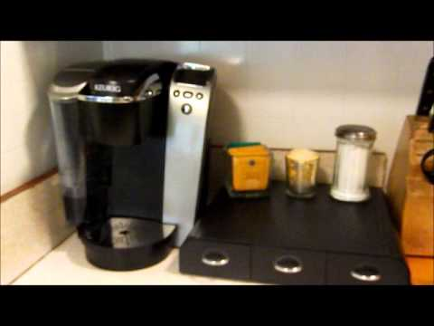 Our  Keurig Coffee Bar video