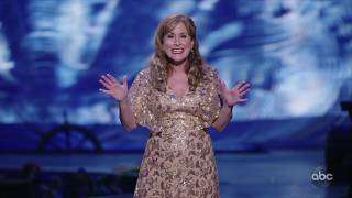 Jodi Benson Welcomes Audience - The Little Mermaid Live!