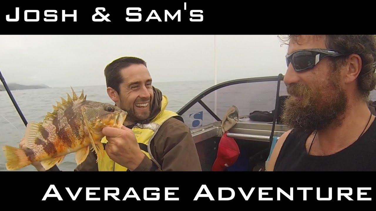 Josh James   Dual Survival and Sams Average Adventures Part 1