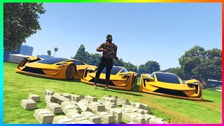 GTA 5 Online Solo Unlimited Money Glitch 1.46 (PS4/XBOX/PC)