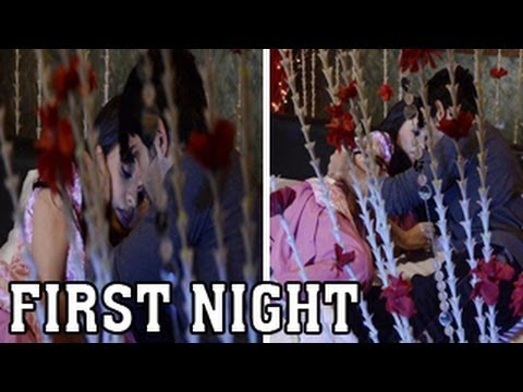 SPECIAL EPISODE !! Arnav & Khushi's FIRST NIGHT in Iss Pyaar Ko Kya Naam DOon 1st October 2012