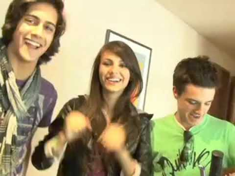 Josh Hutcherson, Victoria Justice, Avan Jogia and the Tri-ton Cruiser at Kids' Choice Awards 2009 Video