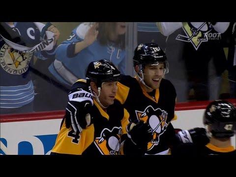 Pittsburgh Penguins vs. Carolina Hurricanes Highlights 12/31/14