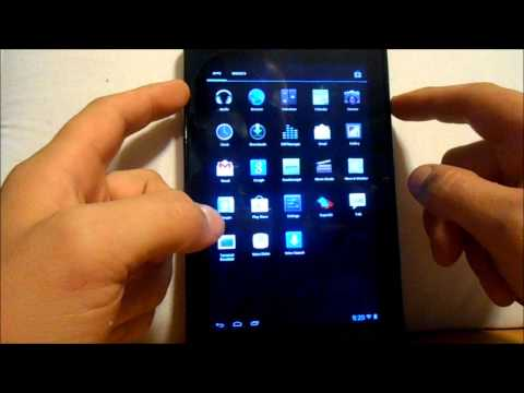 How to install Paranoid Android 2.15 jelly bean on the google nexus 7 using twrp recovery