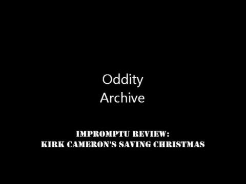 Impromptu Review: Kirk Cameron's Saving Christmas